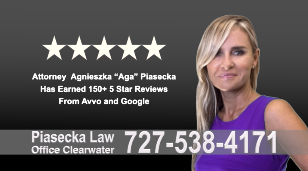 Divorce Attorney Clearwater Florida, Agnieszka, Aga, Piasecka, Polish, Lawyer, Attorney, Opinie klientów, Best, Najlepszy, Polskojęzyczny, Prawnik, Polski, Adwokat, Florida, Floryda, USA 13