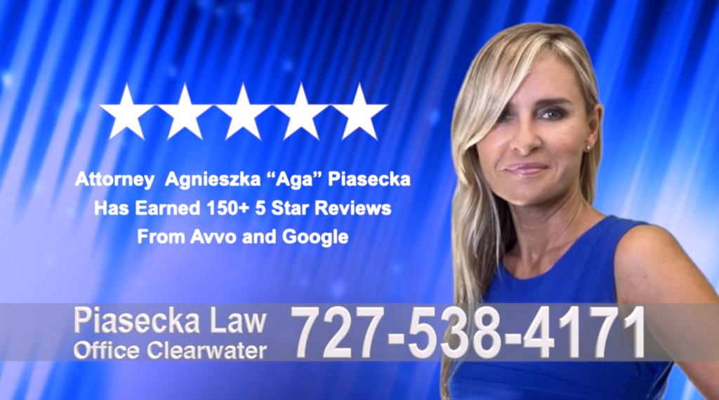 Divorce Attorney Clearwater Florida, Agnieszka, Aga, Piasecka, Polish, Lawyer, Attorney, Opinie klientów, Best, Najlepszy, Polskojęzyczny, Prawnik, Polski, Adwokat, Florida, Floryda, USA 17