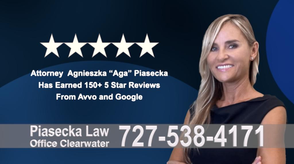 Divorce Attorney Clearwater Florida, Agnieszka, Aga, Piasecka, Polish, Lawyer, Attorney, Opinie klientów, Best, Najlepszy, Polskojęzyczny, Prawnik, Polski, Adwokat, Florida, Floryda, USA 24