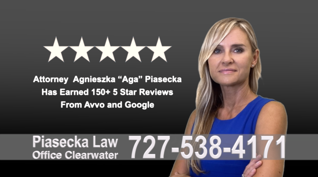 Divorce Attorney Clearwater Florida, Agnieszka, Aga, Piasecka, Polish, Lawyer, Attorney, Opinie klientów, Best, Najlepszy, Polskojęzyczny, Prawnik, Polski, Adwokat, Florida, Floryda, USA 5