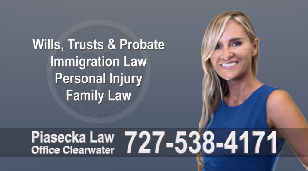 Divorce Attorney Clearwater, Polish, Lawyer, Attorney, Florida, Wills, Trusts, Probate, Immigration, Personal Injury, Family Law, Agnieszka, Piasecka, Aga 1 Best Tampa, Polish, Lawyer, Attorney, Florida, Wills, Trusts, Probate, Immigration, Personal Injury, Family Law, Agnieszka, Piasecka, Aga