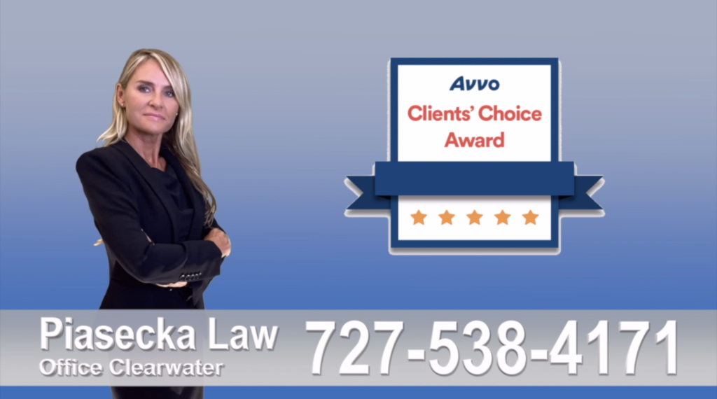 Divorce Attorney Clearwater, Polish, attorney, polish, lawyer, clients, reviews, clients, avvo award 1