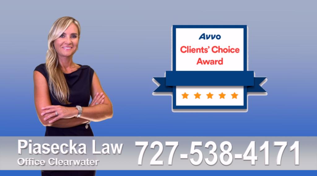 Divorce Attorney Clearwater, Reviews, Client Choice Avvo, Attorney, Lawyer, Opinie, Prawnik, Adwokat, Agnieszka Piasecka, Aga Piasecka, Piasecka, 2