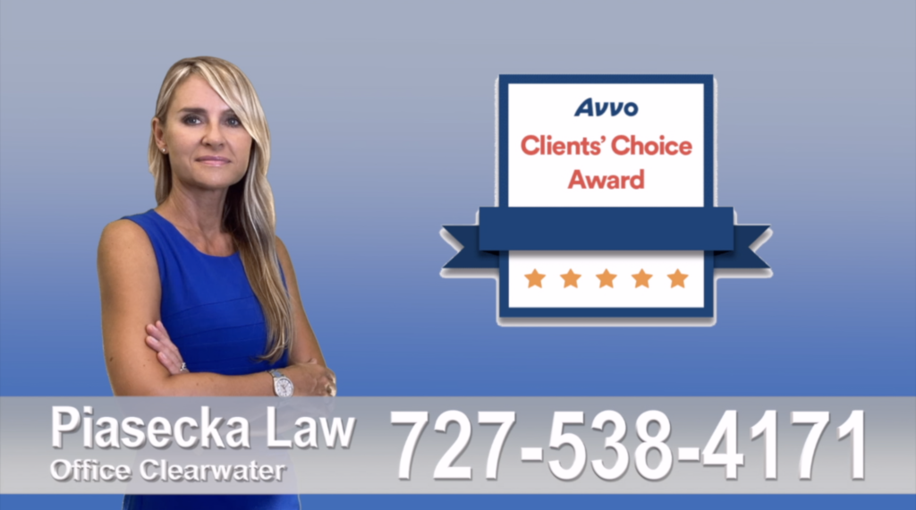 Divorce Attorney Clearwater, Florida, lawyer, clients, reviews clients choice avvo award